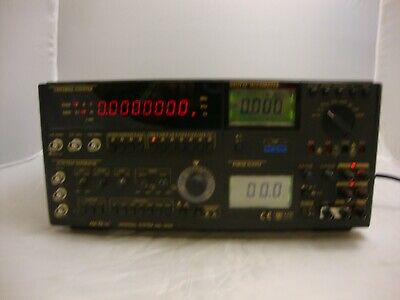 Metex MS-9150 Universal Systems Frequency counter, Digital multimeter