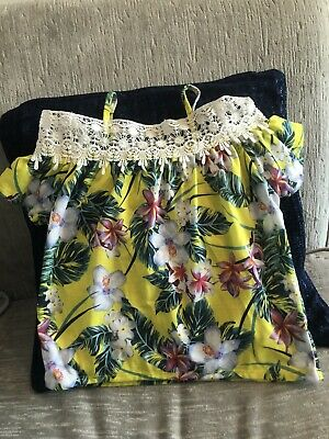 BNWT River island Girl Age 3-4 Outfit