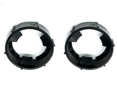 Mercury Ford Lincoln Headlamp Bulb Retainer Ring 2pcs OEM # F4DZ-13N019-A