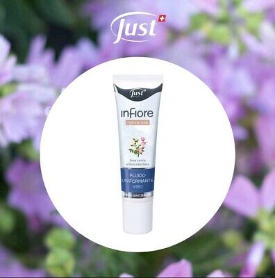 Fluido Uniformante Viso Just BB Cream Crema Colorata Fondotinta