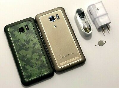 Samsung Galaxy S7 Active SM-G891A for AT&T/CRICKET/T-MOBILE/METRO GSM UNLOCKED