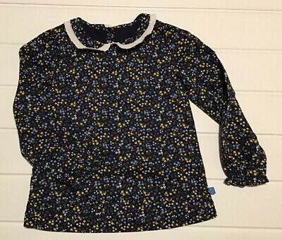 Little Bird Jools Oliver Girls Age 6-7 Years Blouse Collar Detail Fully Lined