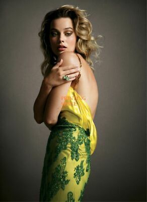 MARGOT ROBBIE Hollywood Celebrity Poster TV Movie Poster 24 in by 36 in 5