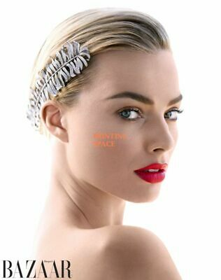 MARGOT ROBBIE Hollywood Celebrity Poster TV Movie Poster 24 in by 36 in 11