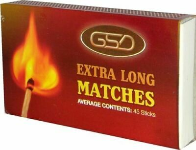 Boxes GSD Extra Long Matches