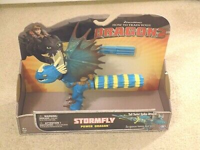 Spin Master How To Train Your Dragon 2 Stormfly Power Dragon (New in Box)