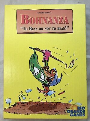 Bohnanza Group Strategy Interactive Board Game Rio Grande Games 155