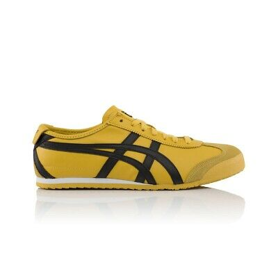 Onitsuka Tiger Mexico 66 Casual Shoes - Men's Women's Unisex - Yellow/Black
