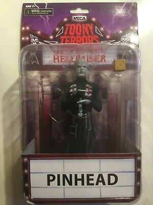 "Toony Terrors - Series 2 - Hellraiser - 6"" Scale Action Figure - Pinhead by NECA"