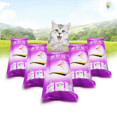 Pet Poo Poop Bag Dog Cat Waste Garbage Pick Up Clean Refill Garbage Bag UK STOCK