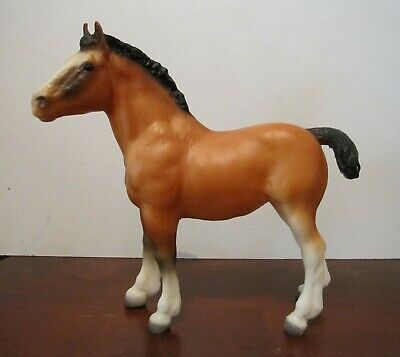 Breyer Model Horse Traditional scale Breyer Clydesdale Foal
