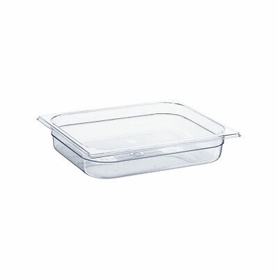 Gastronormbehälter GN Behälter NEW MODEL Polycarbonat GN 1/2 325x265x65 mm 4,0 L