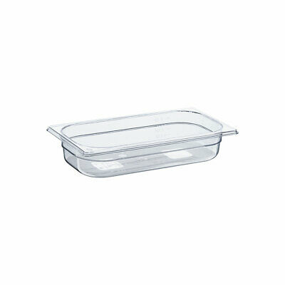 Gastronormbehälter GN Behälter NEW MODEL Polycarbonat GN 1/3 325x175x65 mm 2,5 L
