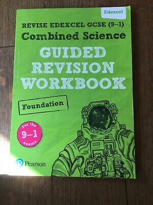9781292213743 Revise Edexcel Combined Science Guided Revision Workbook
