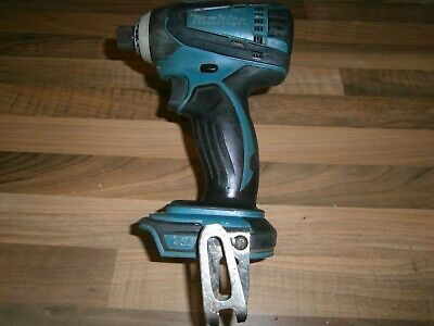 Makita Impact Driver 18 Volts Cordless Model  Btd146