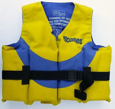 Floaties Infant Young Child Baby Swimming Aid Flotation Jacket, 0410-04-10-080