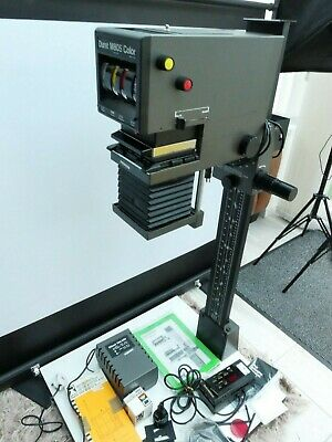 Durst M805 Colour Darkroom Enlarger Outfit With Lenses Etc