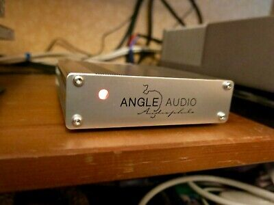 Angle Audio phono stage preamp - MM or HOMC