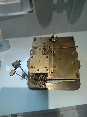 Antique or Vintage Kienzle Mechanical Clock Movement with repeaters