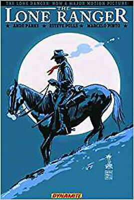 The Lone Ranger Volume 7: Back East (Lone Ranger Tp), Parks, Ande, Excellent Boo
