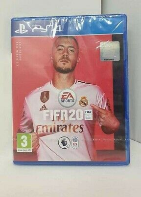 FIFA 20 (PlayStation 4, 2019)