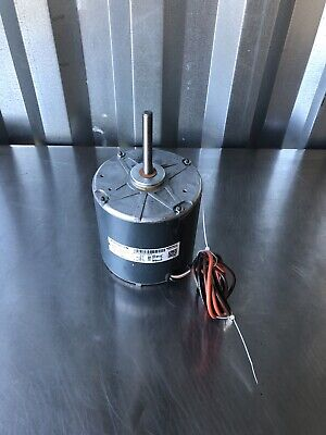 Rheem Genteq 5KCP39PGY484AS Motor Ruud 1/3HP 1050 RPM NEW! FREE SHIPPING!!!