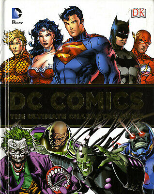 DC Comics - The ultimate Character Guide - DK 210 p. English