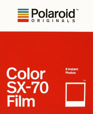 Polaroid Originals SX-70 Instant Colour Film