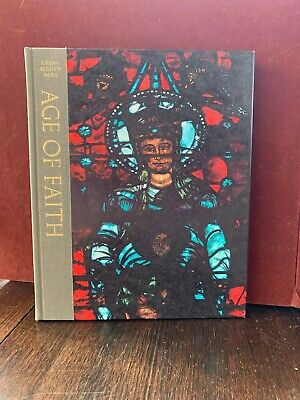 Time Life Great Ages of Man: Age Of Faith 1965 HC