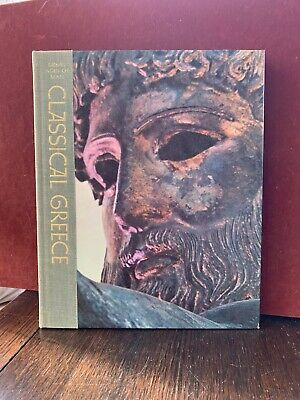 Time Life Great Ages of Man: Classical Greece 1965 HC