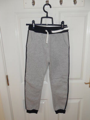 Boy's Grey Joggers from Marks and Spencer. Size 9-10 years
