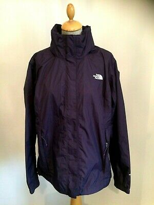 The North Face Ladies  Lightweight Purple  Jacket Size XL
