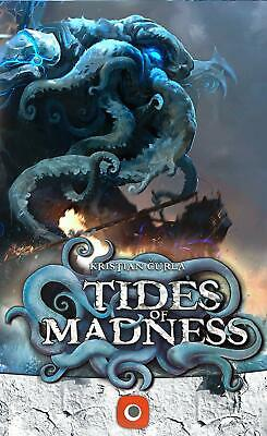 MADNESS AT MIDNIGHT BOARD GAME BRAND NEW /& SEALED
