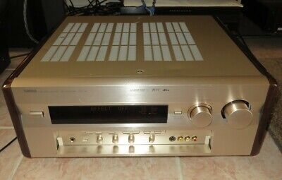 Yamaha Dsp A1 High End Natural Dsp Surround Stereo Amplifier
