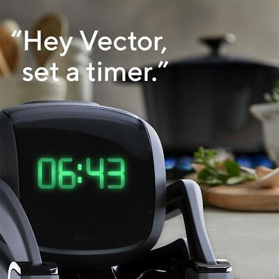 Vector Robot by Anki, A Home Robot Who Hangs Out & Helps Out With Alexa!