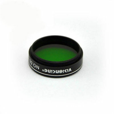 Visionking 1.25 Inch Telescope 58 Filter Glass Astronomical  Eyepiece Filter