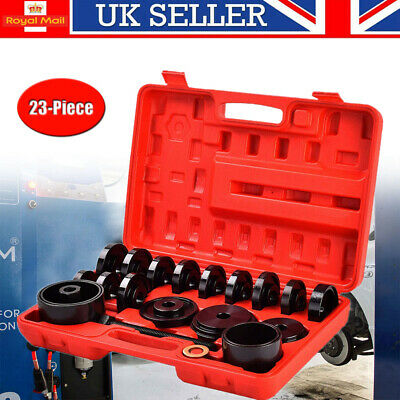 23Pcs Front Wheel Drive Bearing Puller Removal Remover Installation Tool Kit Set