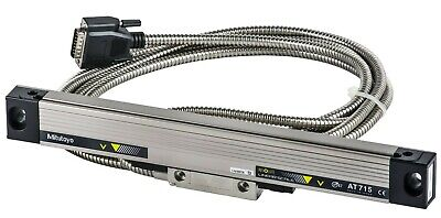 """Mitutoyo AT715 Magnetic Absolute Linear Scale 150mm 6"""" AT715-150 539-802 5/19"""