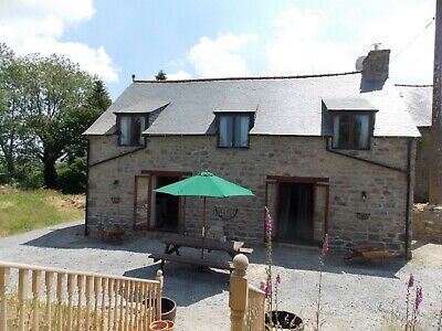 French Property Cotes d Armor Brittany 3 Bed House Barn Land Pond Holiday Home