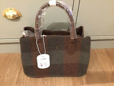 Joules Thernwell Tweed Bag