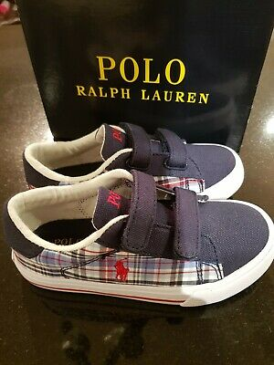 BRAND NEW! Polo ralph lauren Boys Toddler Shoes Size 10