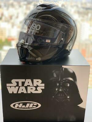 HJC x STAR WARS Collaboration Helmet Darth Vader RPHA 90 size M Collection