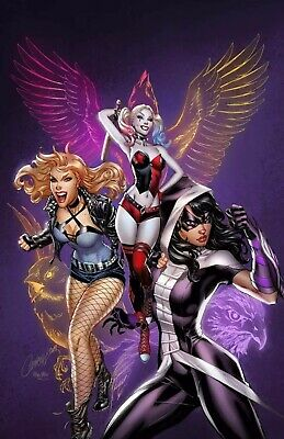 Birds Of Prey #1 J Scott Campbell Variant 3/18/2020 Free Shipping Available