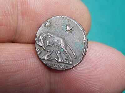 ancient unresearched roman bronze coins metal detecting detector finds