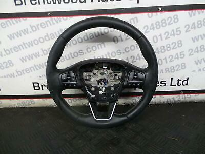 Ford Fiesta 2018 MK8 Multifunction Steering Wheel