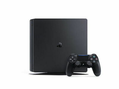 Sony PS4 PlayStation 4 Slim 1TB Jet Black Console System