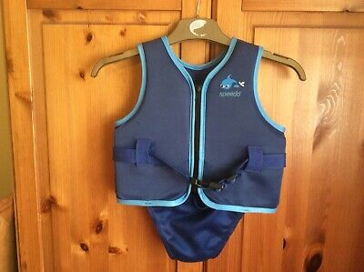 Speedo Boys Swimming Aid Vest Age 2-3 Years
