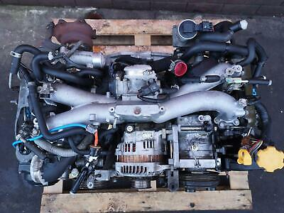 Subaru Impreza Wrx 2.5L Turbo Ej255 Engine 2005-2007