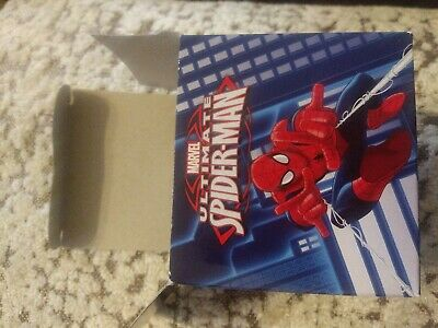 Marvel Spiderman Projection Watch Ages 6+