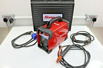 Snap on WSARC Arc 140 Inverter welder 230v welding